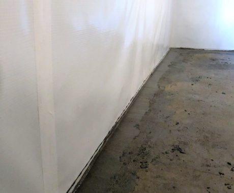 Basement Vapor Barriers