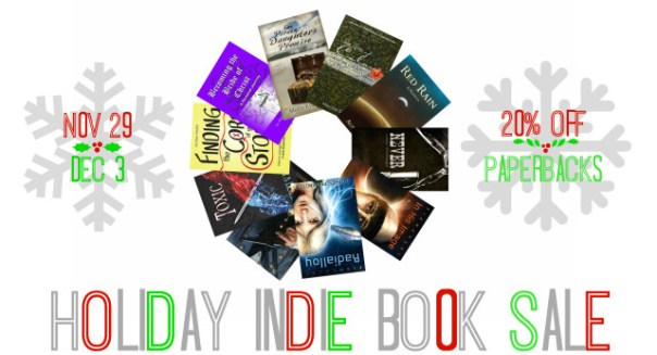 Indie Holiday Book Sale