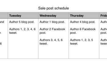 why you should track your book sales bonus free sales tracker