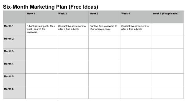 Filled Plan 1