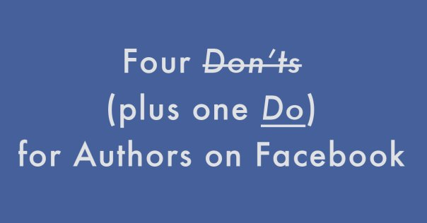 Four Don'ts Cover Image