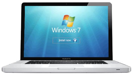 windows 7 on MAC