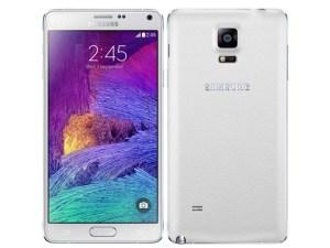 Repair Samsung Galaxy Note 4