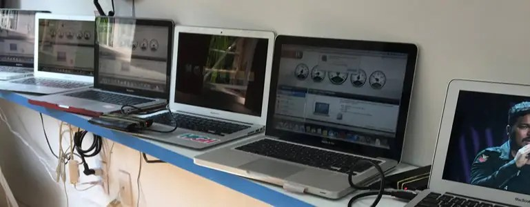 Teste de macbook - MacServices