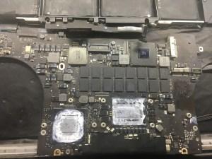 Reparo de Placa Lógica Apple