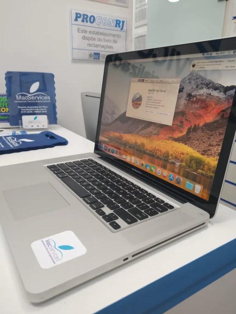 Reparo de Mac