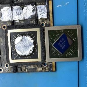 Troca da GPU do iMac
