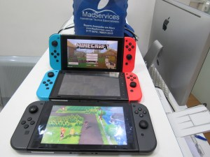 Conserto de Nintendo Switch na MacServices