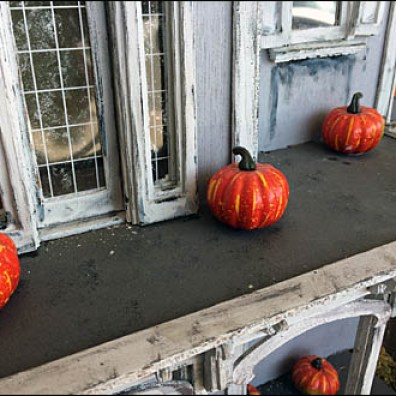 Haunted House Pumpkin Sale 3