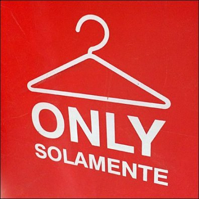 Child Shopping Cart Warnings In English Spanish And Icon
