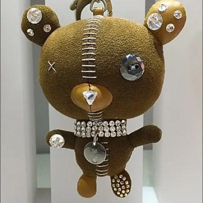 Swarovski Teddy Monoliths 3