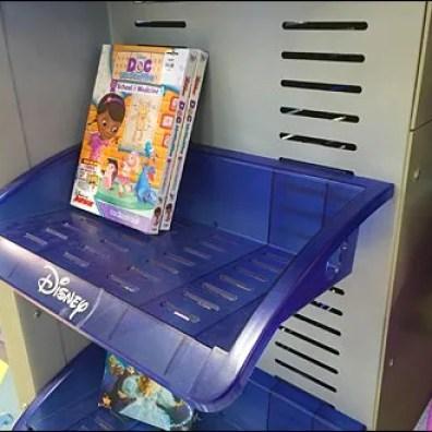 Disney Slot Mount Plastic Tray 2
