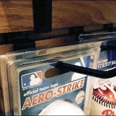 Slatwall for Spikeball Baseball 3