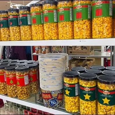 Hoop Shelf Poppcorn Merchandising Display 3
