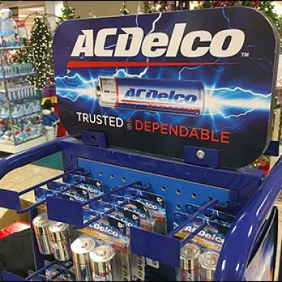 AC Delco Blue-Branded Scanner Hooks
