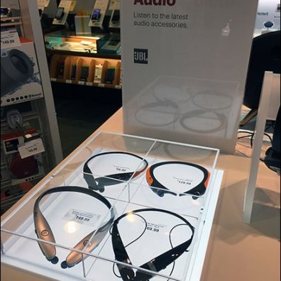 Headphone Flat Museum Case 3