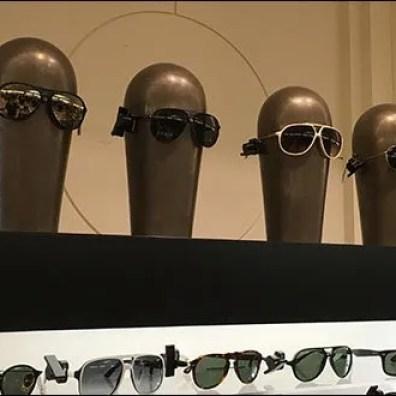 Ray Ban Alien Headforms 2