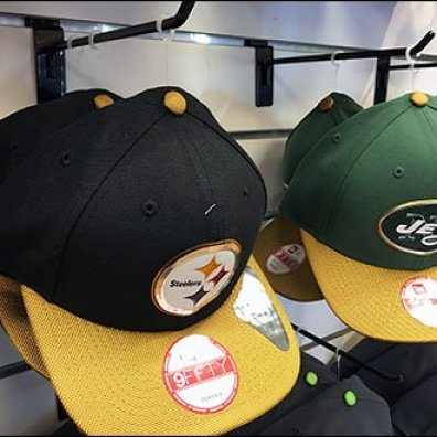 Baseball Cap Slatwall Display Hooks 3
