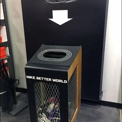 Nike Shoe Recycling 2