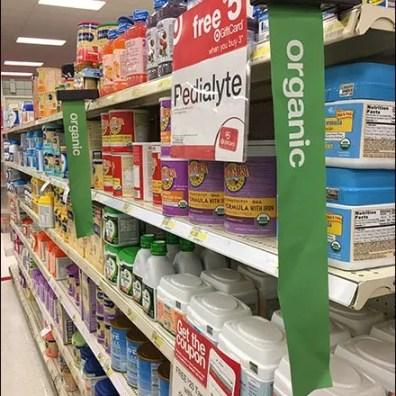 Organic Shelf-Edge Category Definition 3