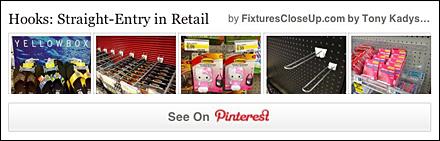 Straight Entry Hook FixturesCloseUp Pinterest Board