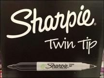Sharpie Pen On-Pen Trials 1