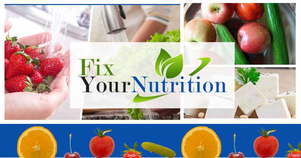 Fix Your Nutrition Banner