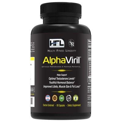 AlphaViril Bottle
