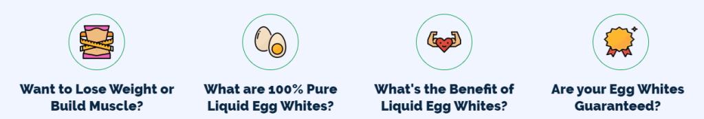 Egg Whites International Multiple Benefits on Health