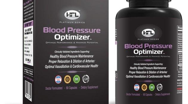 Blood Pressure Optimizer Review