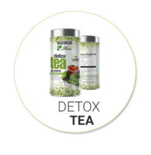 Detox tea by Maximum Slim