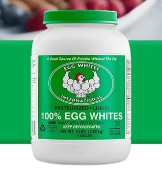 Egg White International Review