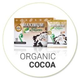 Maximum Slim Organic Cocoa