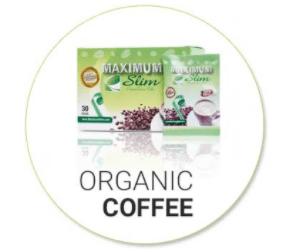 Maximum Slim Organic Coffee