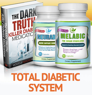 eGlobal Natural Health Total Diabetic System