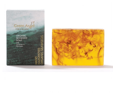 Green Angel Skincare Organic Sea Weed Soap