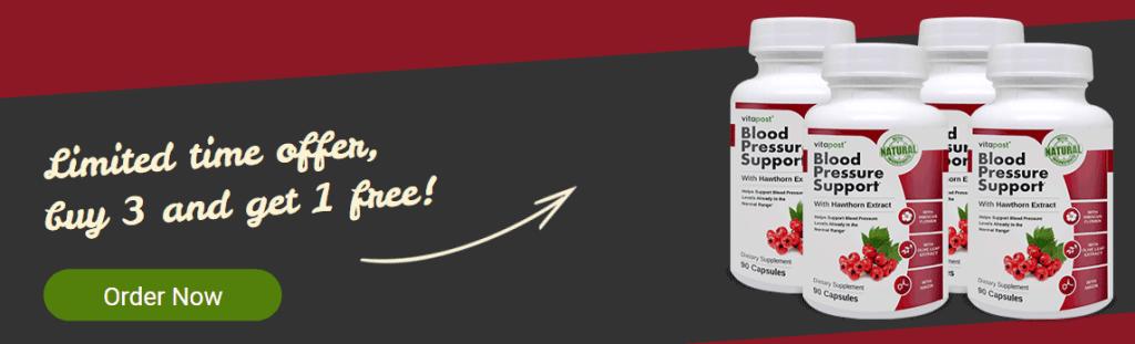Buy Blood Pressure Support Online