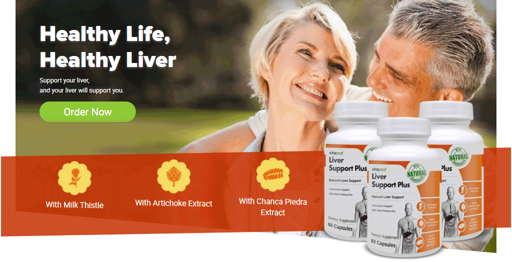 Buy Vitapost Liver Support Plus Online
