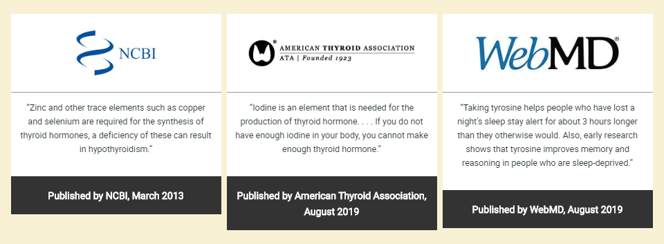 Thyroid Support Professional Opinion
