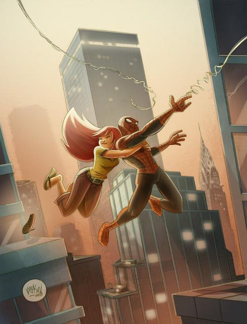 Amazing Superhero Art (8)