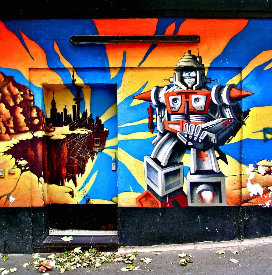 Graffiti street art fizx (14)
