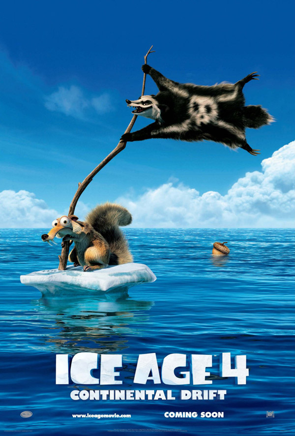 ice-age-continental-drift-movie-poster hd