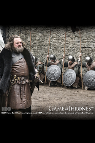 game of thrones baratheon wallpaper