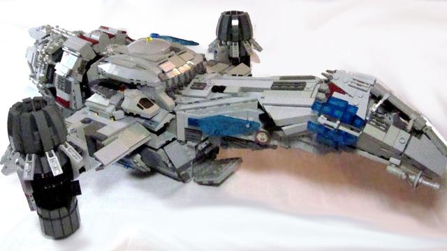 Firefly-Serenity-Playset-Lego-3