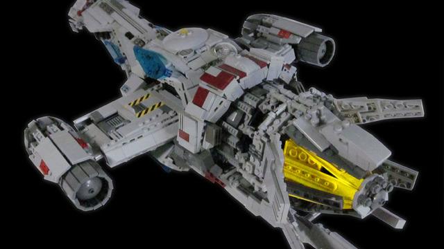 FIREFLY LEGO Playset
