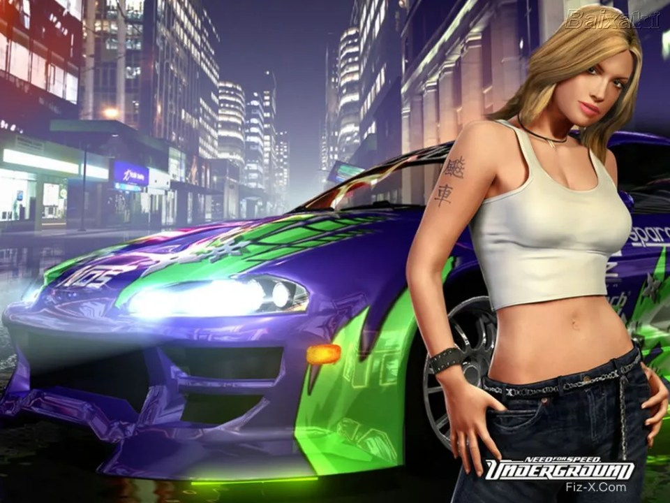 NEED FOR SPEED Movie Officially Announced for 2014 (2)