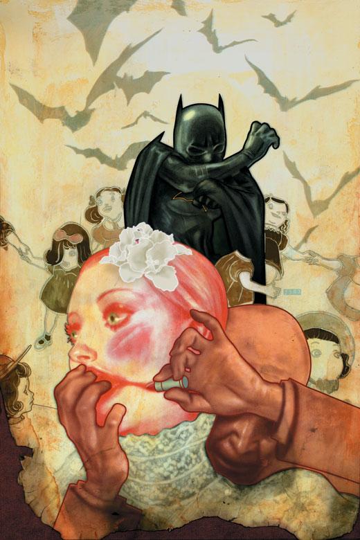 bat girl art (5)