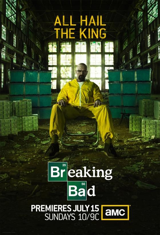 BREAKING BAD Season 5 - New Teaser Trailer