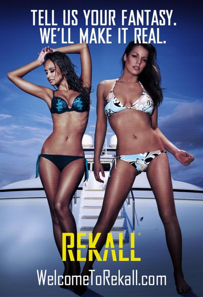 TOTAL RECALL - More Viral Posters Arrive (2)