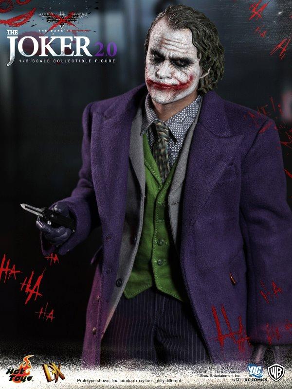 Hot Toys Releases Joker (2)